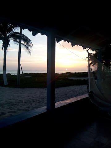 Sunrise / Salida del Sol