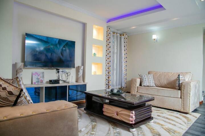 4 Bedrooms Masionatte Apartment-Milimani Ksm