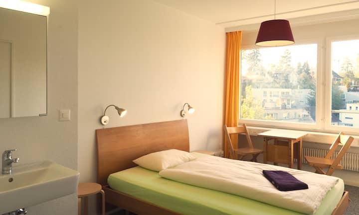 Einzelzimmer Hostel 77