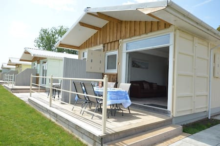 Chichester Watersports' Standard Lake Lodges