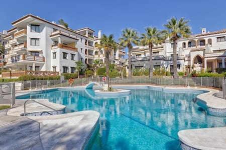 Apartment 300 meters to the beach