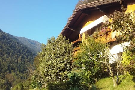 Panoramico Chalet Le Val - Igne - Cabaña