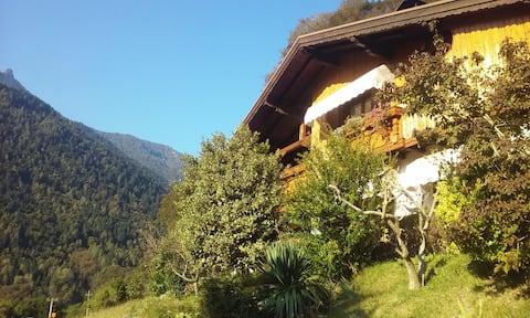 Panoramiczna chata La Val MIESZKANIE WOLNOSTOJĄCE