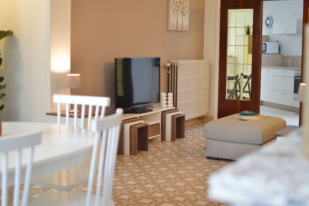 Salon TV-WiFi
