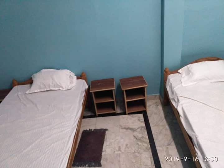 Double room(Mahamaya Paying Guest House)