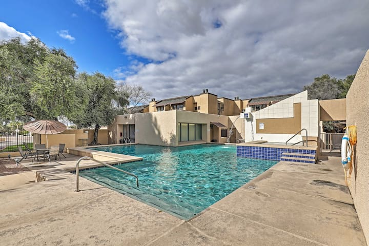 NEW! Tranquil Gem in Park Setting w/Kitchen, Patio