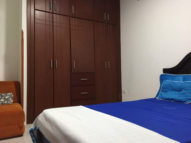Habitación privada, Barbosa Santander