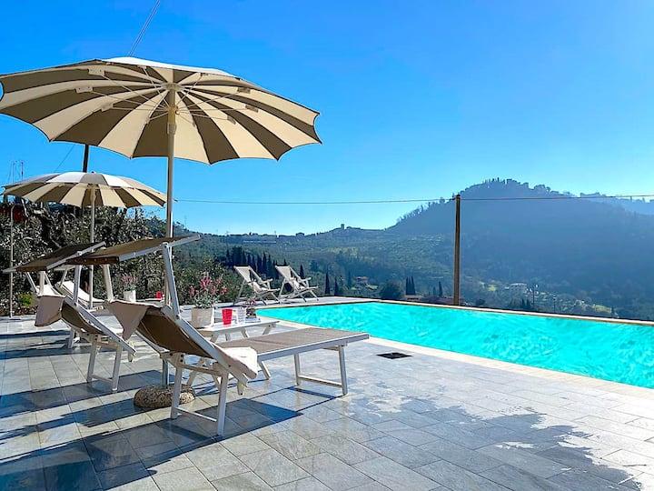 Montecatini - Villa Franca