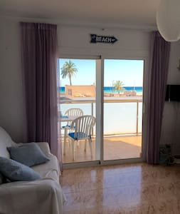 CALM BEACHFRONT IN CASTELLDEFELS PLAYA - Castelldefels - Apartment
