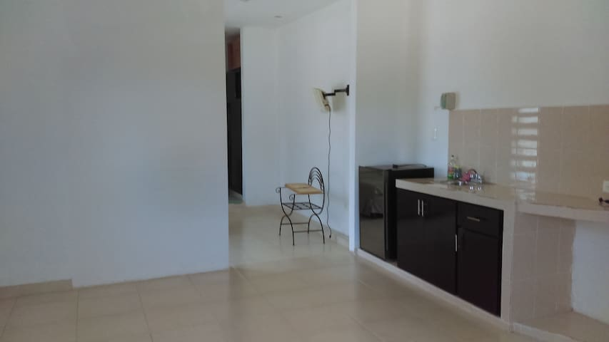 New and nice department in Oxkutzcab (Mayan city) - Oxkutzcab - Apartment