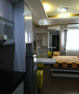Tipe studio room for 2 guest - bandung - อพาร์ทเมนท์