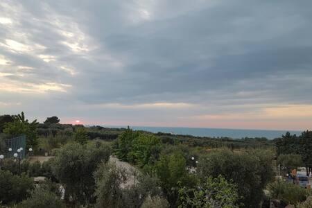Villa Libera: natura & relax ad un passo dal mare