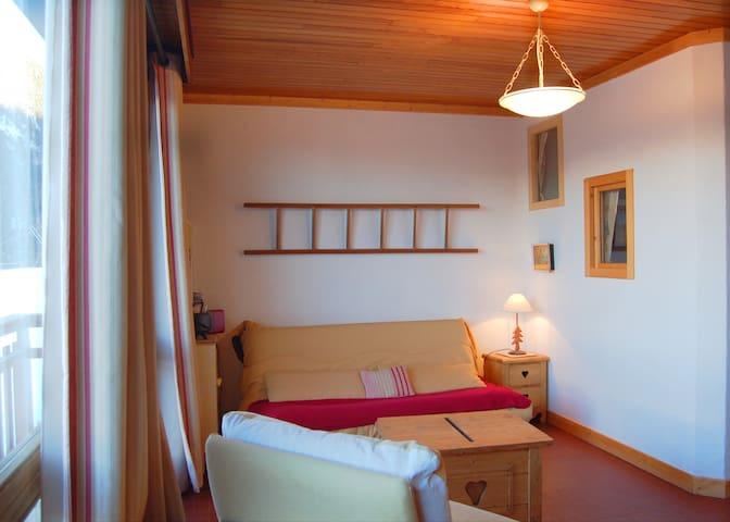 Joli appartement pour 4 à Courchevel 1650