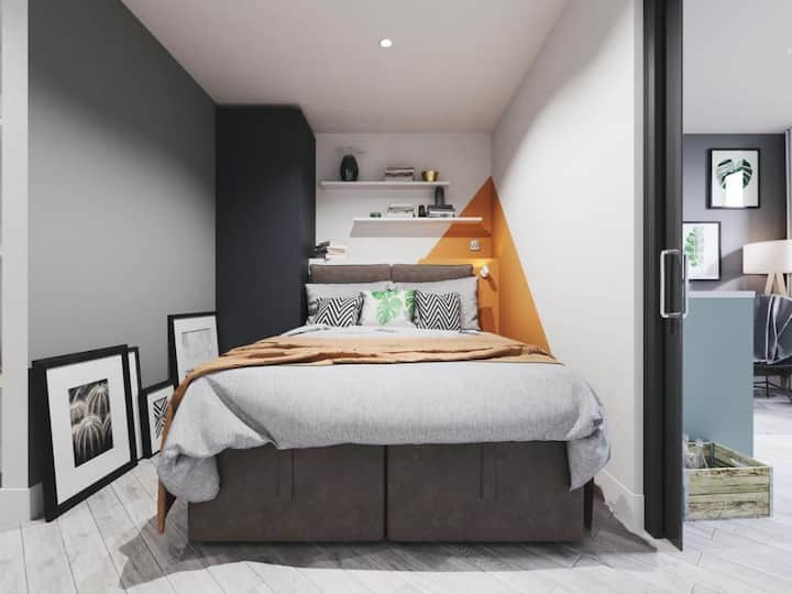 Student Only Property: Astonishing 1 Bedroom Apartment (Large) - LOS 12 months 10% off