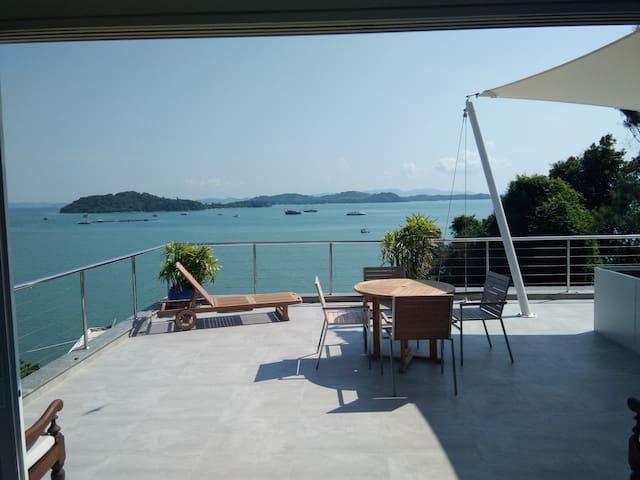 3 Bedroom Seaview Villa close to Ao Por Marina