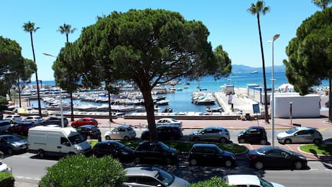 ★  Bright apartment - Cannes, la Croisette