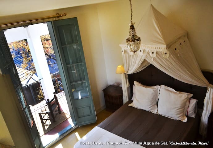 Villa Agua de Sal Caballito de Mar - Castell-Platja d'Aro - Bed & Breakfast