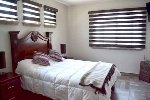 LOS NARANJOS J/ GUACHINANGO / New and cozy