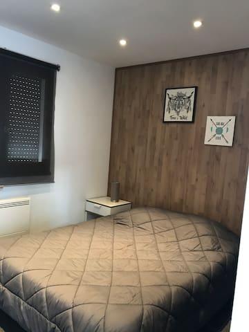 Chambre au calme du maquis
