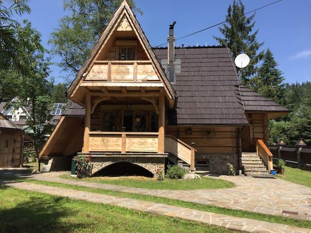 Sweet Home Sweet - Kościelisko - Hytte