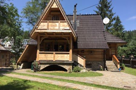 Sweet Home Sweet - Kościelisko - Chalet