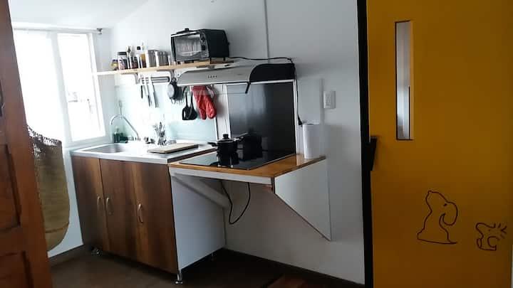 Apartamento  Chapinero  de fácil acceso