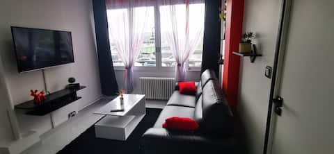 Appartement Hyper Centre ROUEN face à la SEINE
