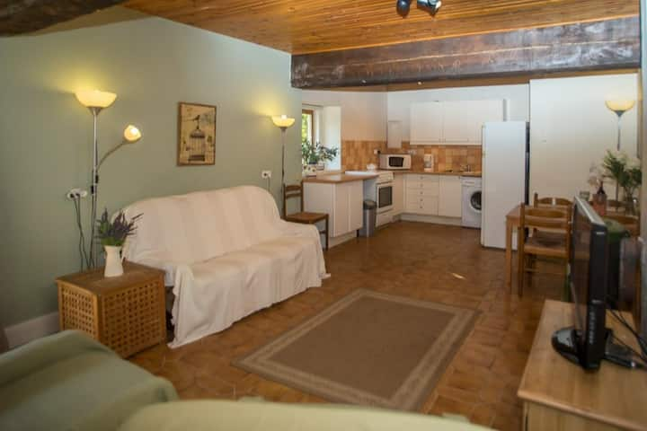 Family holiday cottage, sunny Charente - Secherie