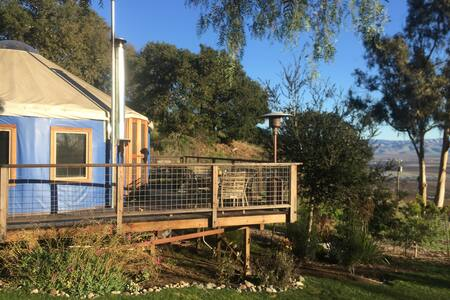 Yurt on the farm - Salinas