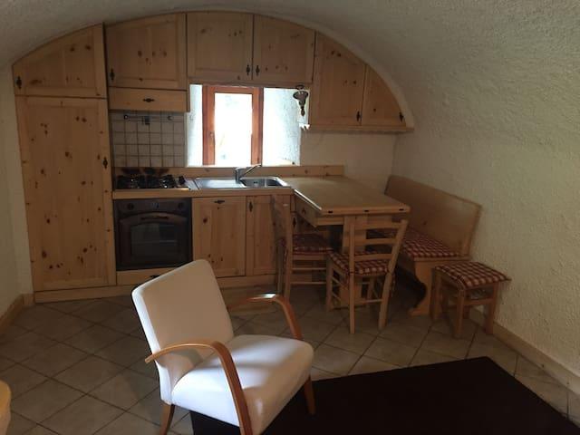 La casa degli sciatori