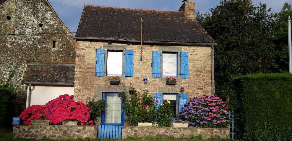 Maison de charme au coeur de la Bretagne