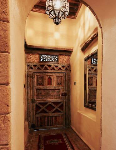 Authentique porte Berbère