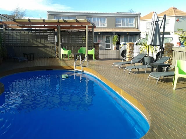 Geothermally Heated Pool pool