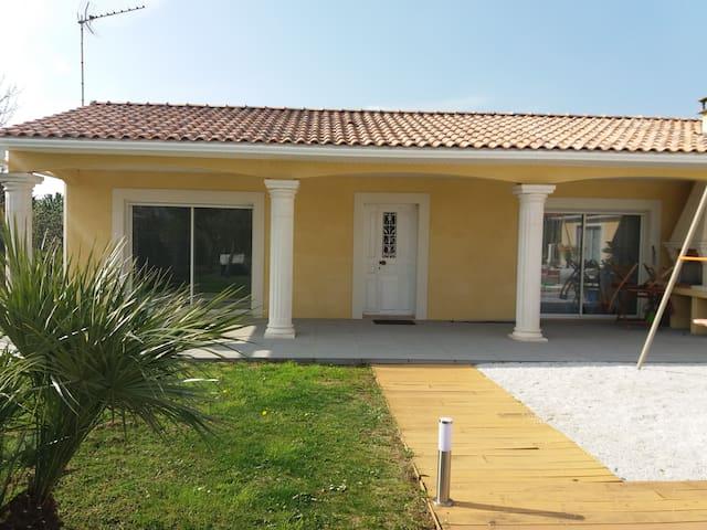 Jolie maison au bout d'un chemin privé - Portet-sur-Garonne - Rumah