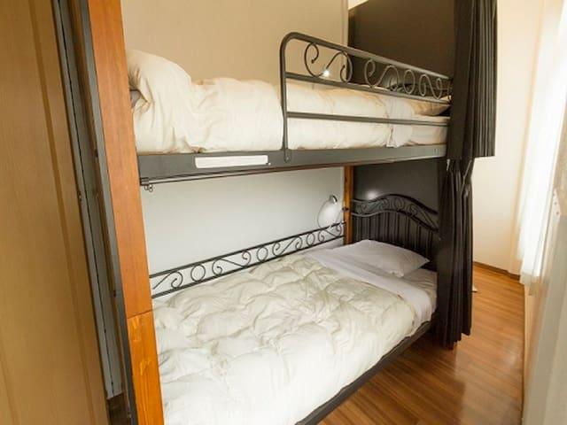 ツインルーム個室(1~2名)