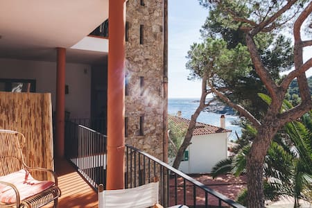 Tamariu 4 - Tones of sun and sea views! - Tamariu - Apartment