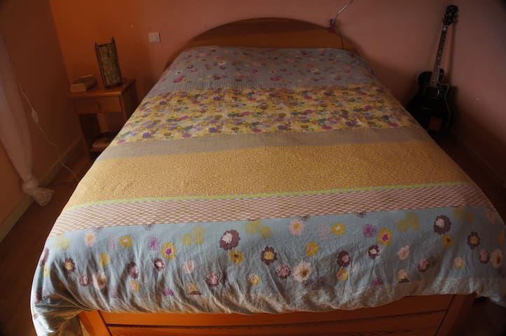 Cambre étage lit  en 130