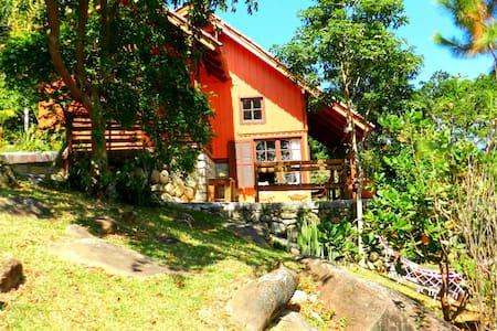 Amplia e comoda casa Praia do Rosa -Caminho do Rei - Imbituba