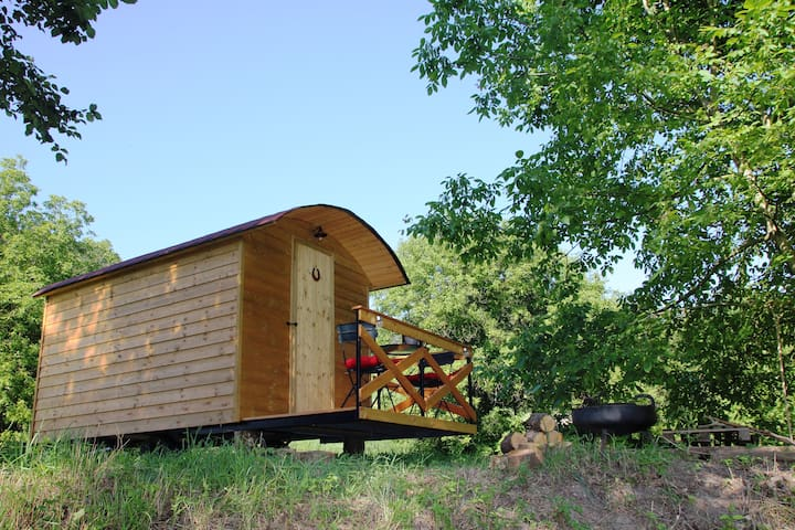 Golden Beaver Ranch- back to basics in a nice way