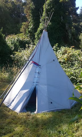 Tiny Tipi Perfect for 2