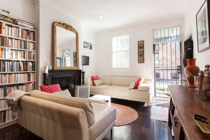 Chic & Central: City home away from home