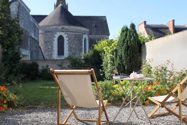 Chambre d'hôte le Fresne sur Loire (près d'Angers) - Le Fresne-sur-Loire - Rumah Tamu