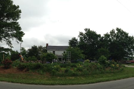 Innisfree Farm - Cedar Grove - Maison