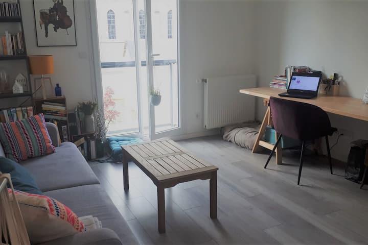 Logement entier centre de Chartres