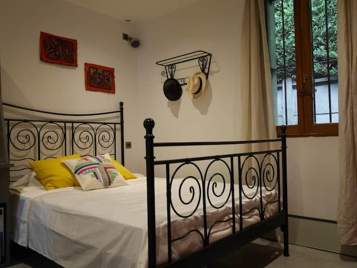 Chambre avec SDB /WC privatifs proche de Bordeaux