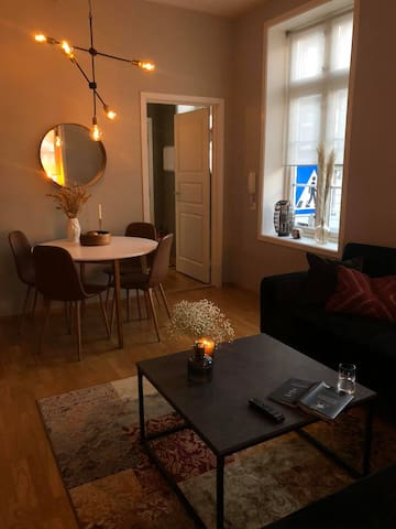 Spacious apartment - get the best of Bergen