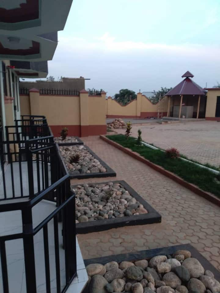 At GOLDEN VIEW HOTEL IBANDA Luxury is defined