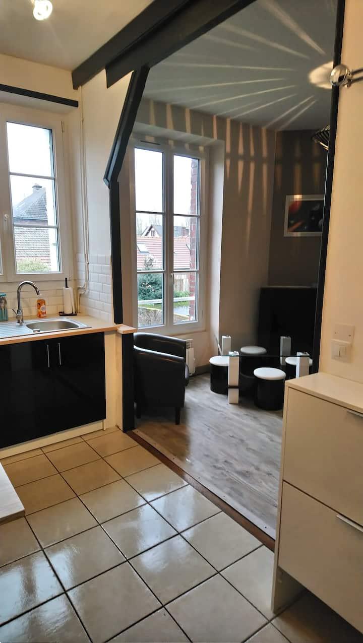 Appartement  Crépy en Valois