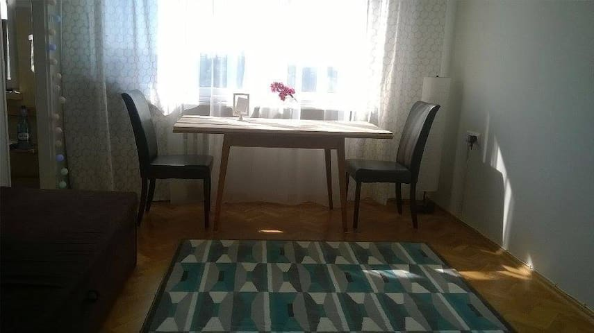 Warsaw Sunrise studio flat - Warschau - Appartement