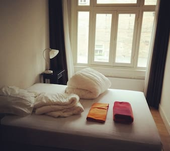 Room in 130 sq. m. luxurious apt on Museumplein - Apartment